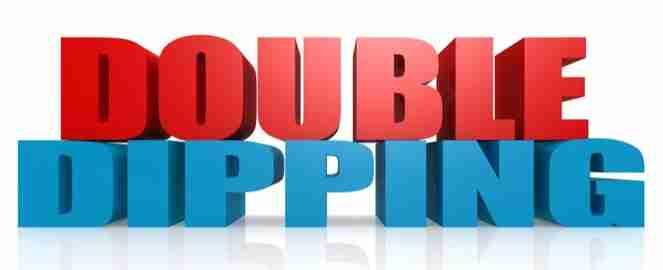 Energy consultant fee double dip